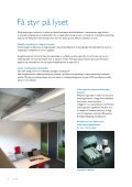 Få styr på lyset - Philips Lighting - Page 2