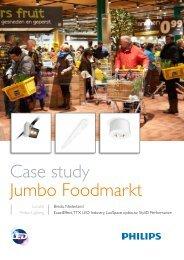 Case study Jumbo Foodmarkt - Philips