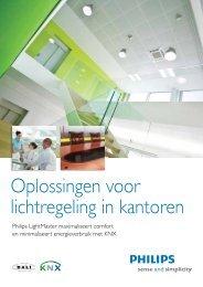 Maak kennis met de Philips LightMaster Reeks!