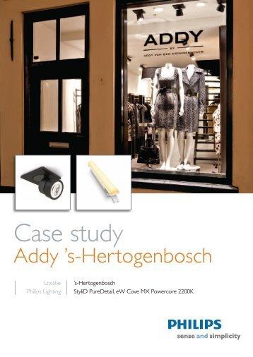Addy 's Hertogenbosch - Philips