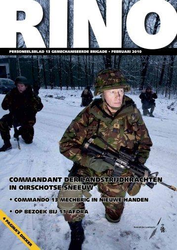 RINO - Regiment Limburgse Jagers