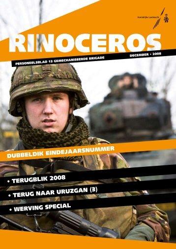 Rinoceros 7-2008.pdf - De Limburgse Jagers