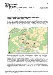 Bilaga - utredning - Linköpings kommun
