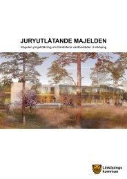 Juryutlåtande MaJelden - Linköpings kommun