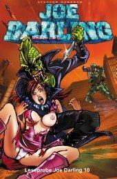 Leseprobe Joe Darling 10 - Gringo Comics