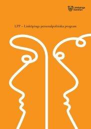 LPP – Linköpings personalpolitiska program - Linköpings kommun