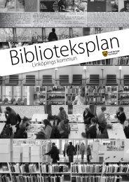 Biblioteksplan - Linköpings kommun