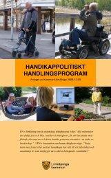 Handikappolitiskt handlingsprogram - Linköpings kommun