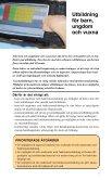 Handikappolitiskt handlingsprogram - Linköpings kommun - Page 7
