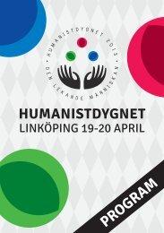 Program Humanistdygnet - Linköpings kommun