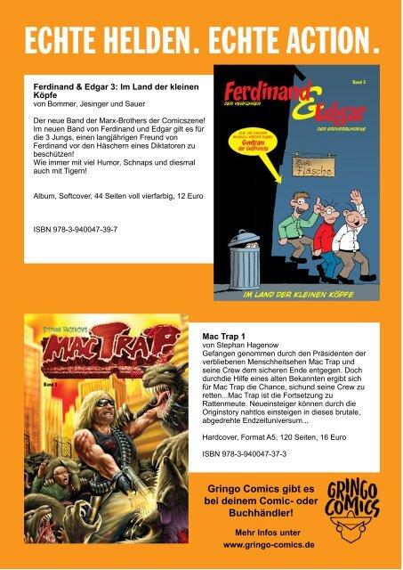 Gringo Magaz in - Gringo Comics