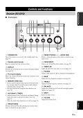AMPLI-TUNER/LECTEUR DE DVD RECEIVER/DVD PLAYER - Ljudia - Page 7