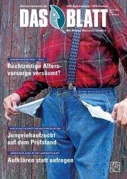 Download [Das Blatt, Heft 1/2013/ 5345 kB] - LMS ...
