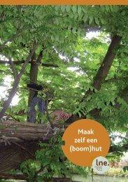 Maak zelf een (boom)hut - LNE.be