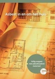 brochure 'Asbest in en om het huis' - Lne.be