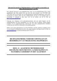 richtlijnenboek voor het opstellen en beoordelen van ... - Lne.be