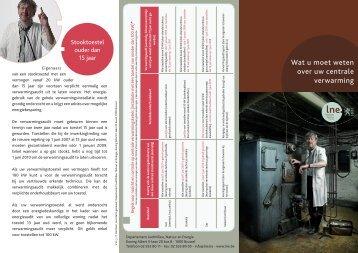 Wat u moet weten over uw centrale verwarming : nieuwe ... - Lne.be