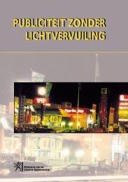 publiciteit zonder lichtvervuiling - Lne.be