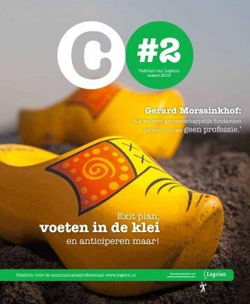 Gerard Morssinkhof - Logeion