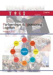 Partnerships & Sponsoring Logeion