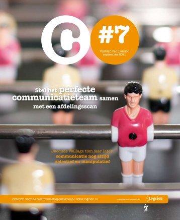 communicatieteam samen - Logeion