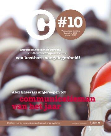 communicatieman van het jaar - Logeion