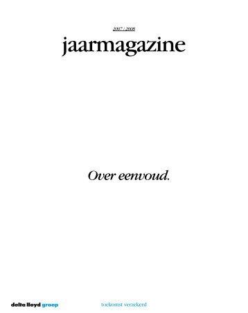 jaarmagazine - Logeion