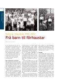 • Frå barn til fôrhaustar • Tanker om bondens ... - Lokalhistorie.no - Page 4