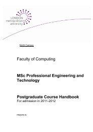 prente-n - London Metropolitan University