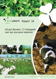 Vijf jaar Bioveem: 17 strategieen voor een duurzame toekomst