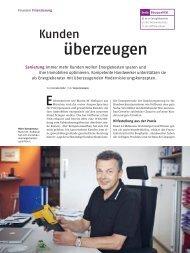 kWeiterbildung im Handwerk - Handwerk Magazin