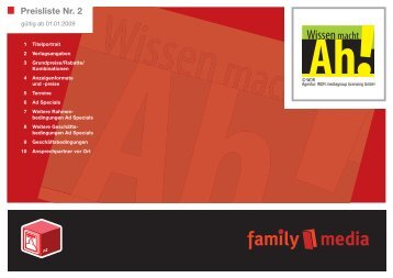 Wissenmacht - Familie.de