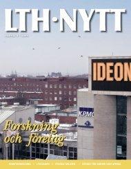 Lthn05 1 - Lunds Tekniska Högskola
