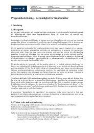 Programskrivning - Luleå tekniska universitet