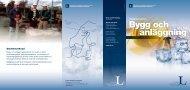 Bygg och anläggning - Luleå tekniska universitet