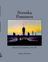 Svenska Pommern - Lunds universitets bibliotek