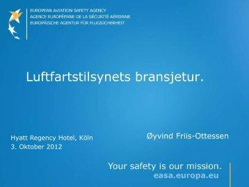 RIA - Luftfartstilsynet