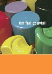 Om farligt avfall - Lunds kommun