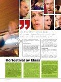 Måns saknar körsången Lund NE – visionen som ... - Lunds kommun - Page 4