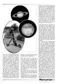 Mercurius - Werkgroep Maan en Planeten - Page 5