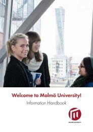 Read our handbook to learn about practical and cultural information