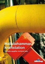 Hallstahammar kraftstation - Mälarenergi AB
