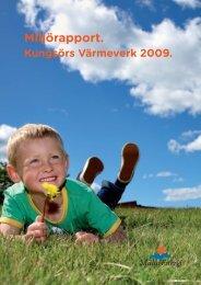 MILJÖRAPPORT 2001 - Mälarenergi