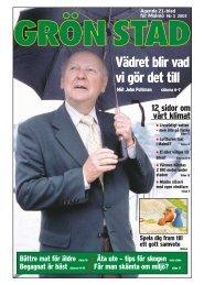 Vädret blir vad vi gör det till - Malmö stad