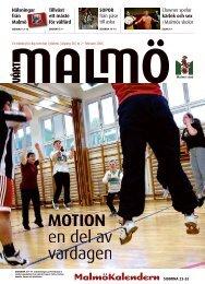 Vårt Malmö 2/2005(pdf) - Malmö stad