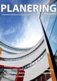 Planering i Malmö nr 2 2010 - Malmö stad