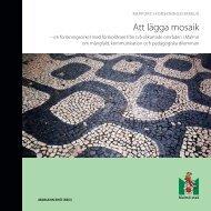 Att lägga mosaik - Malmö stad