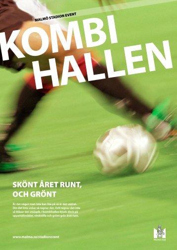 Kombihallen - Malmö stad