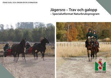 Jägersro – Trav och galopp