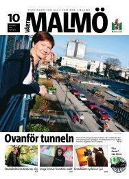 Stadsdirektören testar ny väg Unga formar framtida ... - Malmö stad